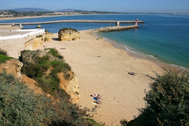 Praia do Batata, Lagos, Algarve