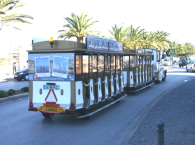 Beach Bus, Lagos, Algarve