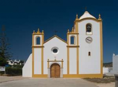 Church of Nossa Senhora da Luz (dedicated to 'Our Lady of Light')
