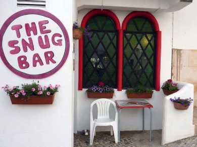 The Snug Bar, Praia da Luz
