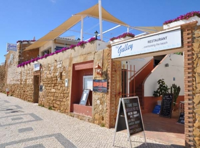 The Galley, Praia da Luz