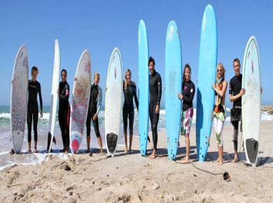 Surfing - Algarve